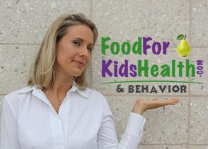Annika Rockwell Food For Kids Health logo